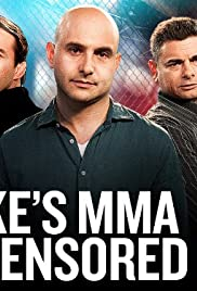 MMA Uncensored Live Poster