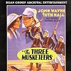 John Wayne, Francis X. Bushman Jr., Ruth Hall, Raymond Hatton, and Jack Mulhall in The Three Musketeers (1933)