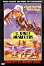 The Three Musketeers (1933) Poster