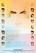 Primary image for Larger Than Life: The Kevyn Aucoin Story