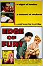 Edge of Fury (1958) Poster