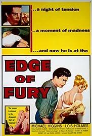 Edge of Fury Poster