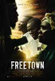 Freetown Poster