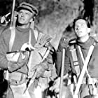 Pat Boone and Peter Ronson in Journey to the Center of the Earth (1959)