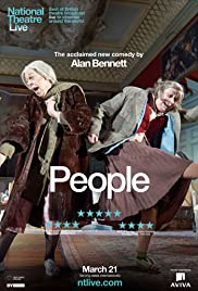 National Theatre Live: People Poster