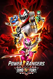 Power Rangers Dino Fury Poster