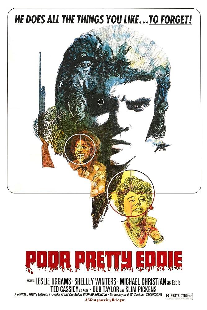 Shelley Winters, Michael Christian, and Leslie Uggams in Poor Pretty Eddie (1975)