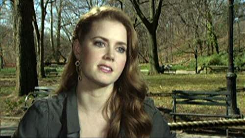 Interview with Amy Adams for Julia & Julia