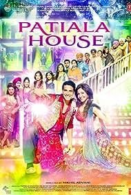Akshay Kumar and Anushka Sharma in Patiala House (2011)