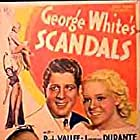 Jimmy Durante, Alice Faye, and Rudy Vallee in George White's Scandals (1934)