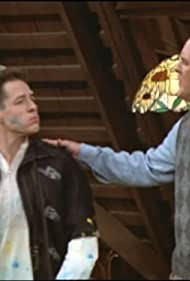 John Lithgow and French Stewart in 3rd Rock from the Sun (1996)