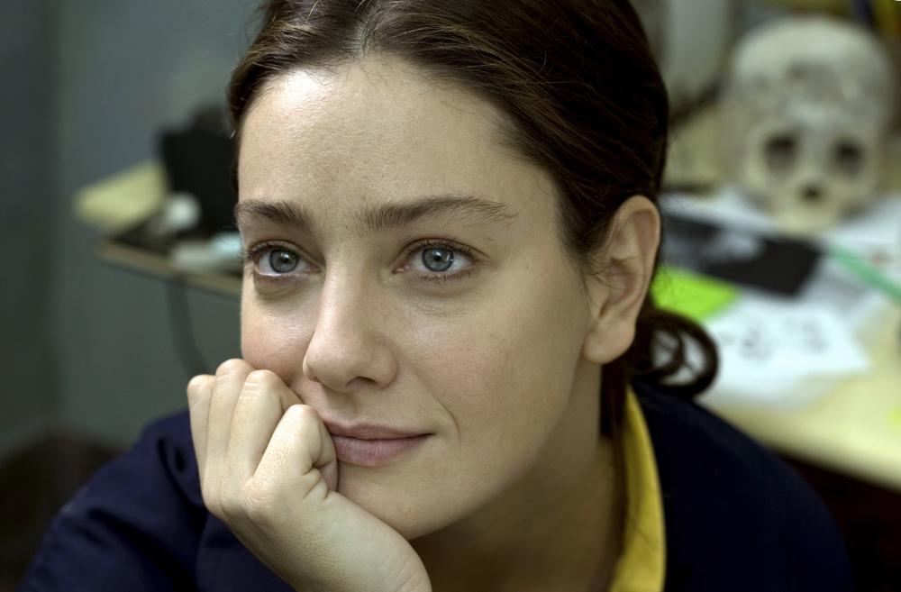 Giovanna Mezzogiorno in Palermo Shooting (2008)