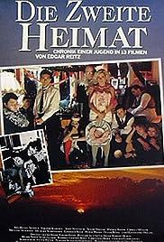 Die Zweite Heimat Chronik Einer Jugend Tv Series 1992 Imdb
