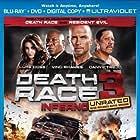 Ving Rhames, Danny Trejo, Luke Goss, and Tanit Phoenix in Death Race: Inferno (2013)