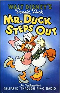 Mr. Duck Steps Out USA