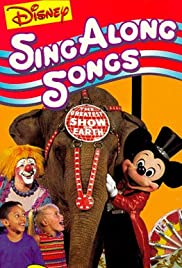 Mickey's Fun Songs: Let's Go to the Circus Poster