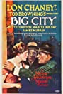 The Big City (1928) Poster