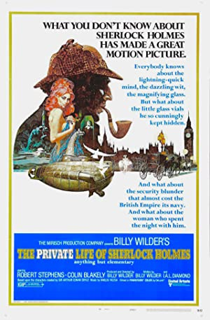 Movie The Private Life of Sherlock Holmes (1970)