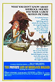 The Private Life of Sherlock Holmes (1970) Poster - Movie Forum, Cast, Reviews