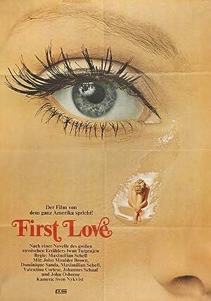 First Love 1970 13