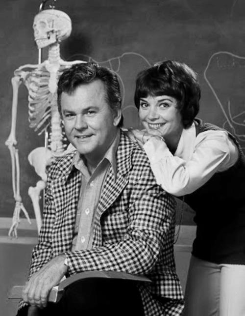 Bob Crane and Patricia Harty in The Bob Crane Show (1975)
