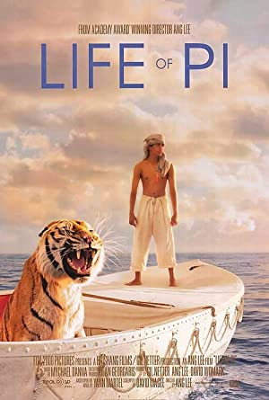 Irrfan Khan Life of Pi Movie
