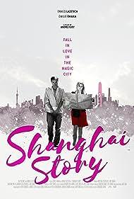 Emilie Ohana, Drago Lazetich, and Andrej Iliev in Shanghai Story