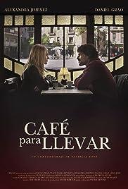 Café para llevar Poster