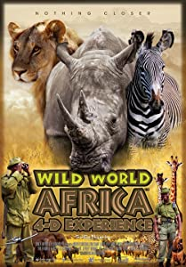 Movie clip free download Wild World Africa 3-D Canada [SATRip]