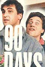 90 Days Poster