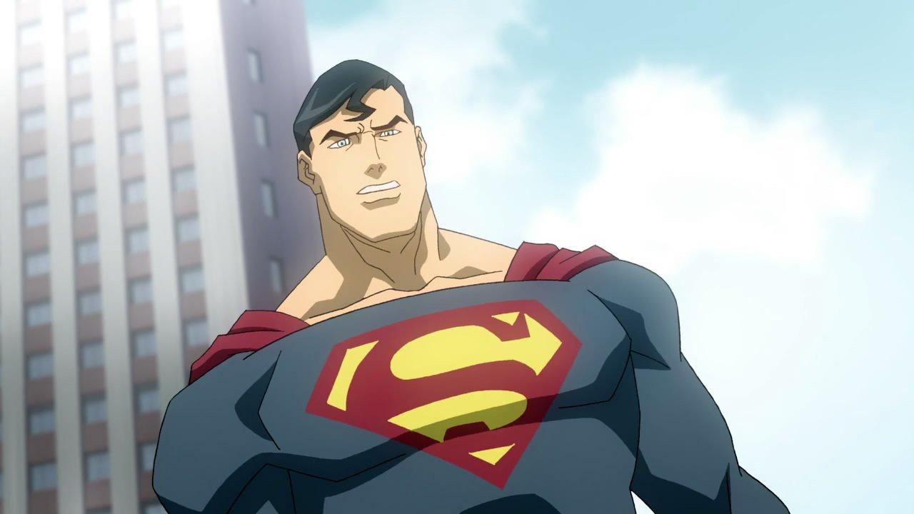 Superman Shazam The Return Of Black Adam Video 2010