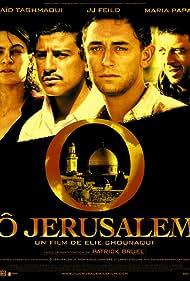 Patrick Bruel, JJ Feild, Saïd Taghmaoui, and Maria Papas in O Jerusalem (2006)