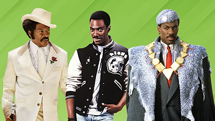 As we prepare for the return of Prince Akeem in Coming 2 America, we present our guide to comic legend Eddie Murphy's essential films and where to watch them.