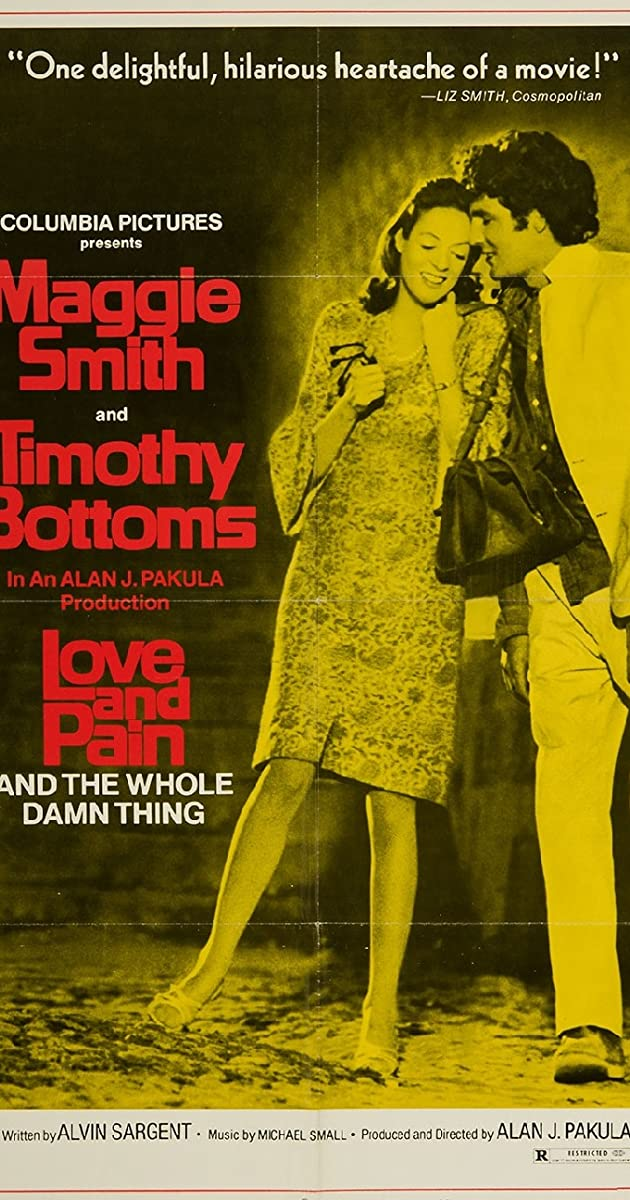 6b08b3a9b38 Love and Pain and the Whole Damn Thing (1973) - Love and Pain and ...