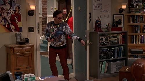 Big Bang Theory: Tonight's The Night