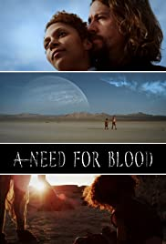 A Need for Blood Poster