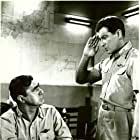 Jim Backus and Robert Taylor in Above and Beyond (1952)