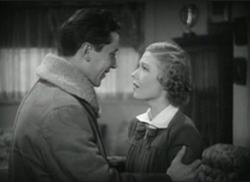 Ross Alexander and Josephine Hutchinson in I Married a Doctor (1936)