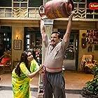 Saif Ali Khan and Rani Mukerji in Bunty Aur Babli 2 (2021)