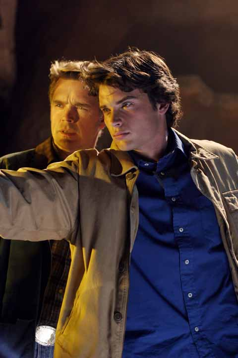 Smallville 3×06 – Reliquia