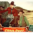 William Boyd and George 'Gabby' Hayes in Trail Dust (1936)