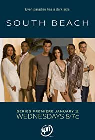 Vanessa Williams, Giancarlo Esposito, Lee Thompson Young, Odette Annable, Marcus Coloma, and Chris Johnson in South Beach (2006)