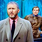 Kaz Garas and Anthony Quayle in Strange Report (1969)