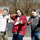 William Kucmierowski, Eddie Castillo, and Etan Wishnevski in Food Hound: Tidbits (2011)