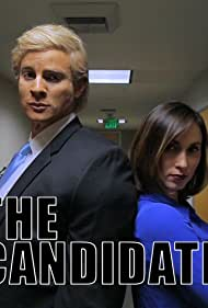 Luke Cook and Emily Karlsson in The Candidate (2016)