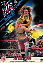 WWE Live in the UK: April 2008 Poster