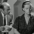 Tasso Kavadia and Dimitris Nikolaidis in Kapetan fandis bastouni (1968)