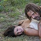 Michael Biehn and Electra Avellan in Hidden in the Woods (2014)