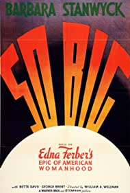So Big! (1932) Poster - Movie Forum, Cast, Reviews