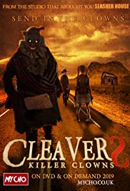 Cleavers: Killer Clowns Poster